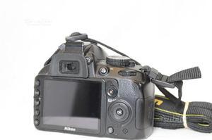 Nikon D reflex digitale SOLO CORPO