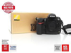 Nikon D700 - GARANZIA 2 Anni Nital