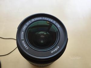 Obiettivo Canon EF-S mm IS STM