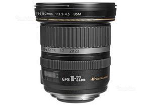 Obiettivo Canon EFS mm f/ USM