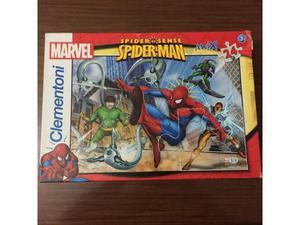 Puzzle clementoni 24 pezzi - spider man
