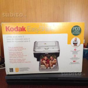 Stampante fotografica Kodak easyshare PD3