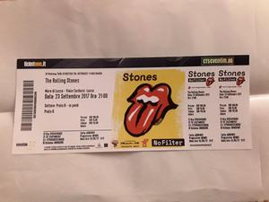 The rolling stones lucca 23 settembre