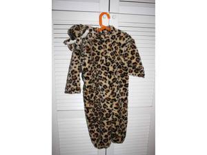 Vestito di carnevale da tigre