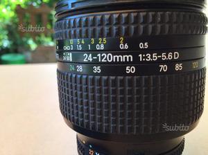 Zoom Nikon mm f D
