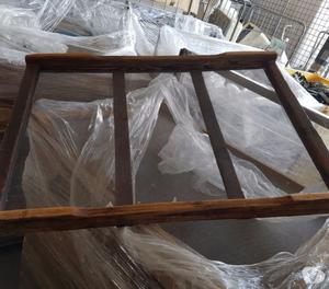 telai e carrelli usati per essiccazione di pasta fresca