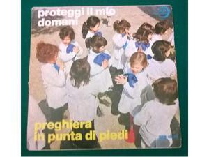 A.Di Mario - Proteggi il mio domani/Preghiera-45 giri-vinile