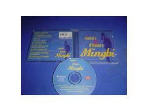 Amedeo minghi - cantare d'amore raro cd