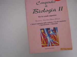 Compendio di biologia guida allo studio facile