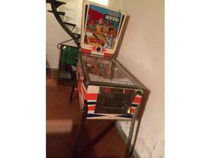 Flipper ten up gottlieb vintage funzionante