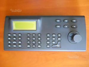 K7 Series control keyboard for DVRs