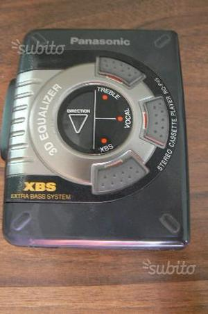 Lotto 3 vintage walkman cassette player