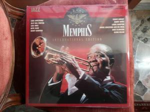 MEMPHIS lp Jazz  NUOVO sigillato