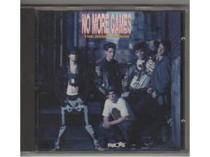 NEW KIDS ON..cd no more games 1a Stampa  NUOVO