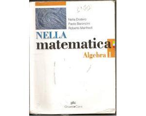 Nella matematica Algebra 1