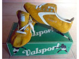 Scarpe vintage Valsport anni 60