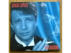 Sergio Caputo - No smoking - vinile - LP 33 giri EX+