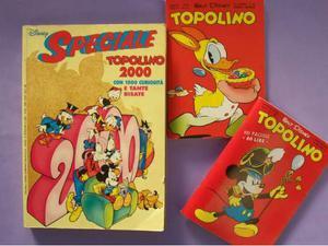 Speciale Topolino -Ristampa N1 Topolino