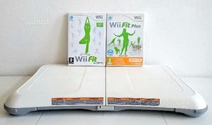 Wii fit + wii fit plus + pedana balance board