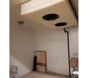 cella frigo filopavimento 3X4m usata