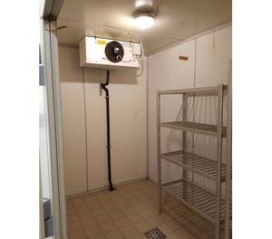 cella frigorifera TN per formaggi usata