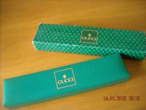 GUCCI scatola box per orologio