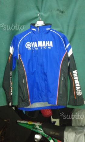 Giubbino Yamaha