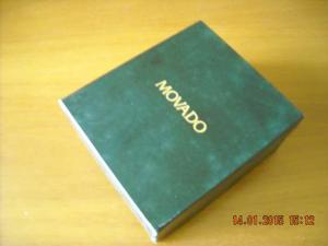 MOVADO scatola box per orologio