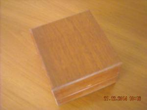 Nautische scatola box per orologio