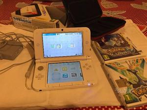 Nintendo 3DS Xl con Pokemon Luna/X