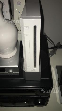Nintendo Wii+giochi+accessori