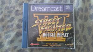 Street fighter 3 double impact completo dreamcast