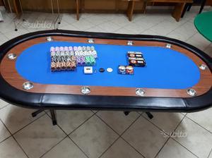 Fiches casino panno black jack mazzi carte posot class - Tavoli da gioco carte usati ...
