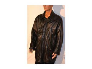 giacca in vera pelle nappato uomo Euro 50