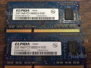 APPLE RAM 4GB Ram (2x2gb) ELPIDA