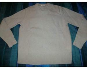 Maglione di lana marca GAS, taglia M, verde chiaro, nuovo!