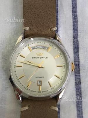 Orologio Philip Watch Automatico