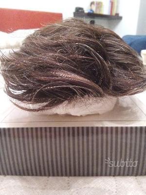 Parrucca/toupet per uomo