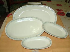 Antichi piatti piani porcellana eschenbach posot class - Piatti da portata particolari ...