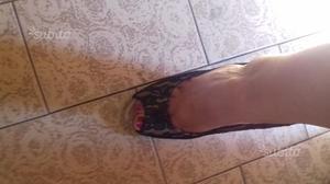 Scarpe spuntate guess con tacco originale | Posot Class
