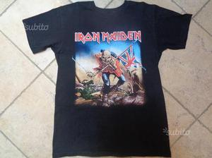 T SHIRT IRON MAIDEN - heavy metal