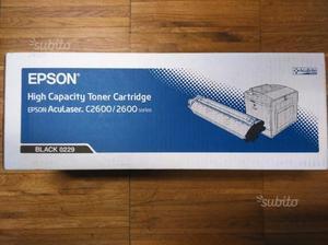 Toner Epson C Originale