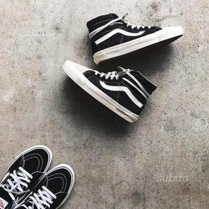 vans fluo scarpe