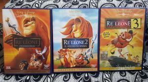 3 film Re Leone