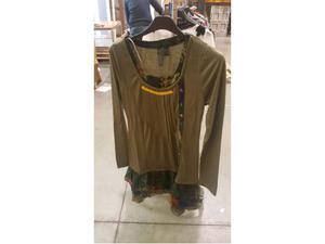 Abbigliamento donna in stok