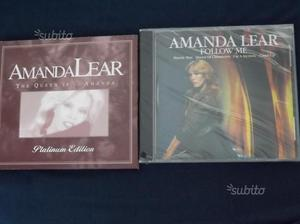 Amanda Lear Cd Vari Raccolta Best Successi