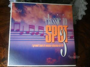 CLASSIC IN SPOT 3 -Lp grandi temi di musica class