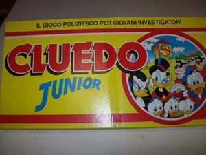 CLUEDO JUNIOR edizione Walt Disney