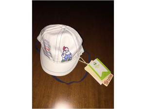 Cappellino Disney bimbo 3/6 mesi