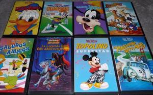 Classici di Walt Disney VHS originali